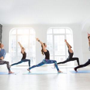 yoga chalfont st peter pm class