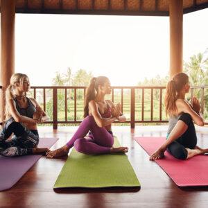 summer yoga day