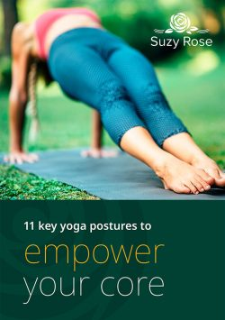 SuzyRose Yoga Postures To Empower Your Core